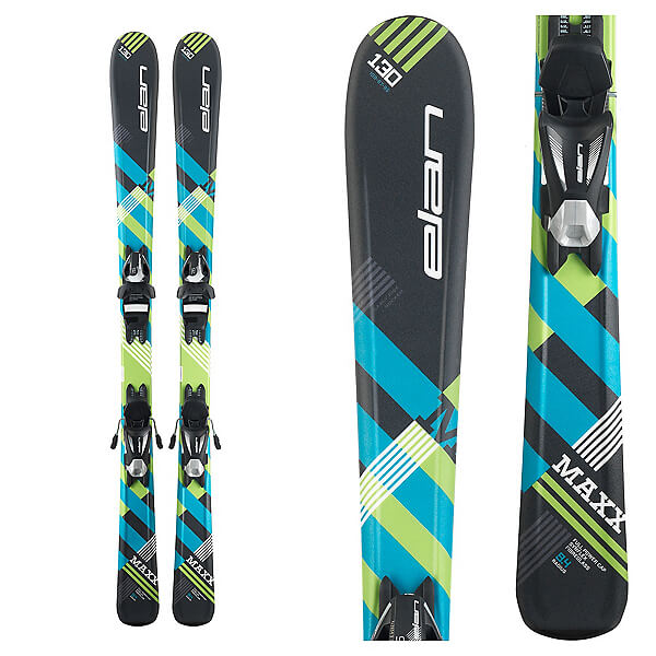 Rent the Elan Maxx Children's Skis in Banff, Alberta.