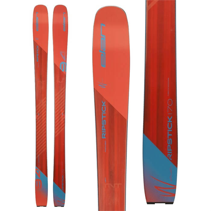 Rent the Elan RipStick 94 Skis in Banff, Alberta.