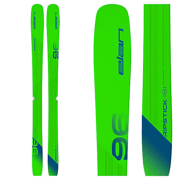 Rent the Elan RipStick 96 Skis in Banff, Alberta.